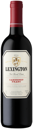 2016 Lexington Cabernet Franc
