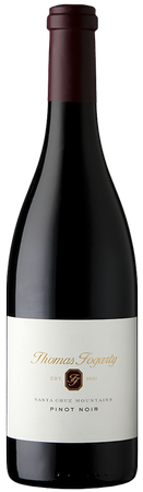 2014 Santa Cruz Mountains Pinot Noir 6 pack