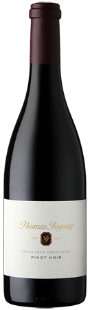 2016 Santa Cruz Mountains Pinot Noir